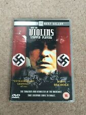 And The Violins Stopped Playing (DVD) Nazi A True Story An Odyssey Best Seller