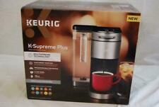 KEURIG K-SUPREME PLUS SINGLE SERVE K-CUP POD COFFEE BREWER -(EBT3)