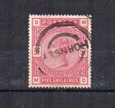 Gb 1883-84 5s fuj cd