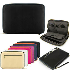 "VanGoddy Leather Padded Tablet Sleeve Pouch Case Bag For 10.2"" Apple iPad 2020"