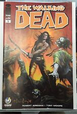 WALKING DEAD 1 Richmond 2015 Wizard World Comic Con Exclusive Variant Skybound