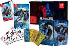Juego Nintendo switch Bayonetta edicion especial 1 2 4073890