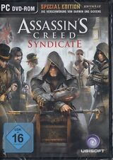 Assassin's Creed: Syndicate - Special Edition (PC) NEU & OVP inkl CD und Versand