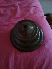 VINTAGE COLEMAN MILITARY LANTERN Ventilator cap part only used see photos.