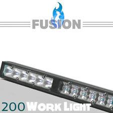 NEW Feniex Fusion 200 WL(Work Light) Series Super Led Stick/Bar Light