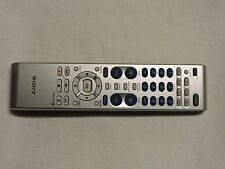 SONY RM-V310 7-Device Universal Remote Link to Instructions Free Shipping B25