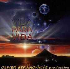 Oliver Serano-Alve Vida para vida (1992) [CD]