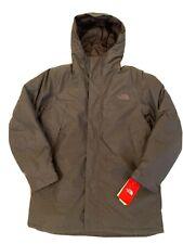 $299 The North Face Men's Shielder Parka Dark Heather Gray Size Large Urban Exp