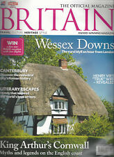 The Official Magazine BRITAIN (Mar 2017) King Arthur's Cornwall ~Henry VIII F790