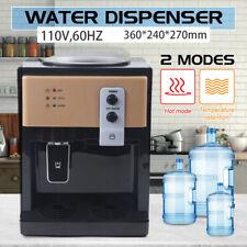 Electric Hot Cold Water Dispenser Home Office Desktop Cooler Dispenser 1L /5L Us