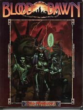 Blood Dawn The Prophecy RPG Optimus Design Systems Post Apocalypse Setting