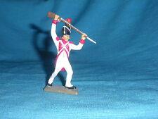 483A Starlux Atlas Figurine Plomb Empire Grenadier 3 Rgt Hollande 1/32 Napoleon