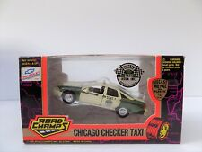 ROAD CHAMPS 6430-61 CHICAGO CHECKER TAXI CAB MINT BOXED 1:43