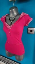 Jane Norman top 12 blouse gym tshirt pink