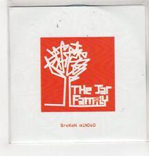 (GH155) The Jar Family, Broken Minded - 2011 DJ CD