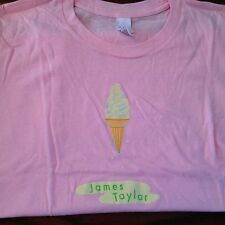 James Taylor Ladies short sleeve LG baby doll, never worn