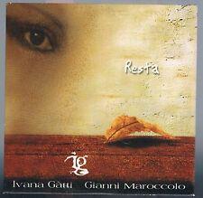 IVANA GATTI - GIANNI  MAROCCOLO RESTA CD F.C.