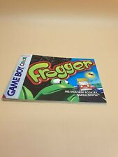 Nintendo Game Boy Color   / GameBoy Frogger Spielanleitung