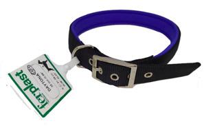 Ferplast Daytona Padded Collar -  Extra Large Dog Collar - Extra Strong