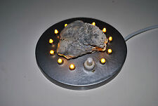 lampada abat-jour artigianale da compagnia ostrica e diodi led