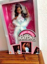 Vintage 1985 AA Magic Moves Barbie Doll NIB