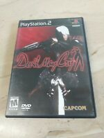 Devil May Cry PlayStation 2 PS2