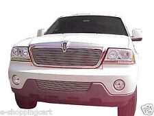 BILLET GRILLE GRILL 03~06 Lincoln Aviator Upper 04 05  insert only