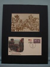 The Completion of the Transcontinental Railroad. & Commemorative Cover