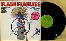 PROMO LP: FLASH FEARLESS VARIOUS ARTIST ALICE COOPER, JOHN ENTWISTLE Chrysalis