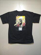 K-OS Exit T-shirt rare rap artist r&b soul 2002 hip Hop reggae flamenco  large