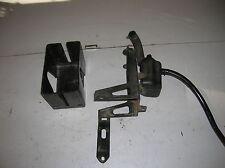 Scatola porta batteria per Honda CB 650 Nighthawk
