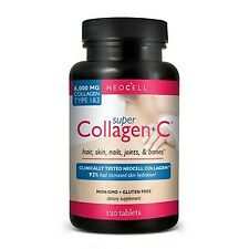 NeoCell Super Collagen with Vitamin C Tablets USA 120's