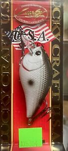 Lucky Craft Fat CB BDS 2 Discontinued 1/2 oz Crankbait CBBDS2-F TENNESSEE SHAD