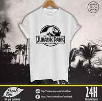 Jurassic Park World T Shirt Retro Vintage Dinosaur Movie Tumbrl Homies 90s Top