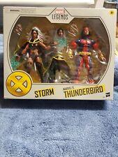 2020 Marvel Legends Series Storm & Marvel's Thunderbird Figures Doubles