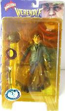 "figurine Loup garou ""Werewolf of London 1935 "" Universal Monsters ,Sideshow Toys"