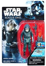 STAR WARS ROGUE ONE ADMIRAL RADDUS ACTION FIGURE IN STOCK
