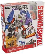 Transformers Age of Extinction Construct-Bots Dinobot Warriors Action Figures