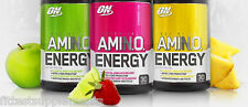 Optimum Nutrition ON Amino Energy 30 Servings BCAA'S Essential Amino Acids