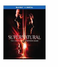 Supernatural: The Complete Thirteenth Season [Blu-ray] (Brand New)