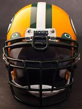 Green Bay Packers Schutt Rjop-Ub-Dw Football Helmet Facemask (Dark Green)