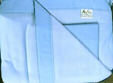 Canadian Fleece Sheet Set - Full Double - Blue- Antimicrobial
