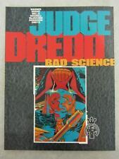 Judge Dredd Definitive Edition TPB Bad Science (1990) Fleetway