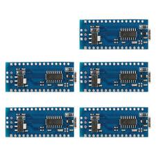 5pcs Mini USB Nano V3.0 ATmega328P 5V 16M Mini-Controller Board For Arduino R7C4