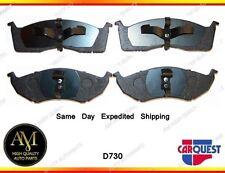 *Front Disc brake pads ceramic D730 fits, 99/02 Chrysler Concorde LHS