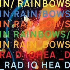 Radiohead in Rainbows 2007 LP Vinyl 33rpm Rock