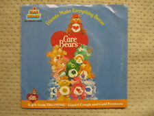 Care Bears Record 33 1/3 Friends Make Everything Better 1986