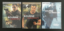 The Bourne Collection DVD Set (3 DVD Set)