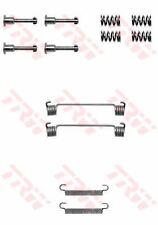 SFK255 TRW Kit di accessori, freno di stazionamento Scarpe Asse Posteriore