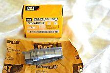 253-0857 Brand New CATERPILLAR VALVE AS-CHE